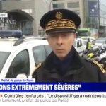 """Le Préfet de Police de Paris, scandalise les médecins et les soignants: """"Ceux qui sont aujourd'hui hospitalisés et en réanimation sont ceux qui au début du confinement, ne l'ont pas respecté !"""""""