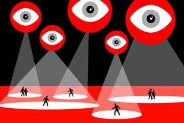 Les menaces du capitalisme de la surveillance électronique semble chaque jour élargir le spectre de son influence sur la vie sociale.