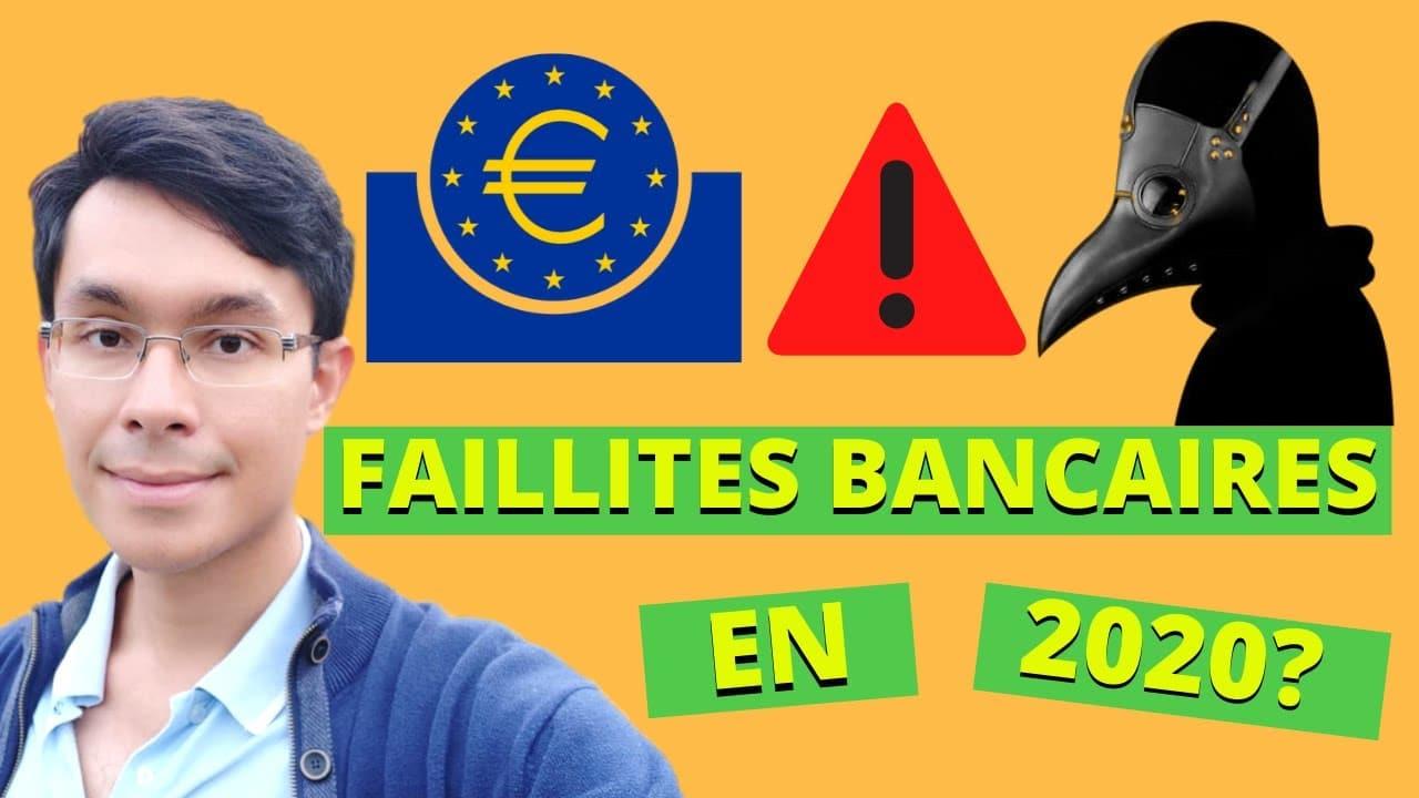COVID-19 et Faillites Bancaires: la Banque va t-elle SAISIR votre ARGENT ?