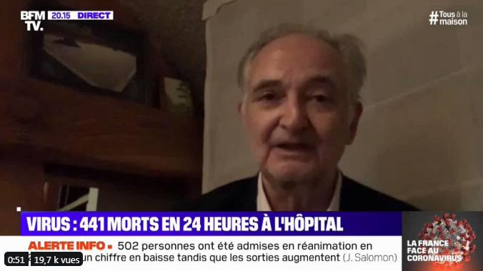 """Jacques Attali: Covid-19: """"L"""