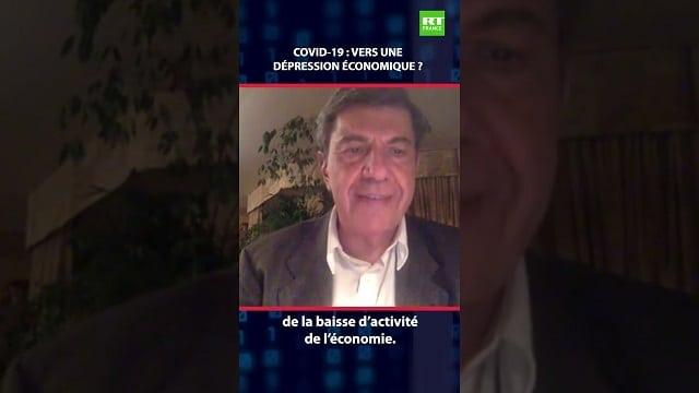Chronique éco de Jacques Sapir - Covid-19: vers une ÉNORME dépression économique ?