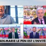 """Jean-Marie Le Pen sur Macron et sa «guerre»: """"Il parle de choses qu'il ne connait pas ! Il n'y a rien de comparable entre la 2nde guerre mondiale et l'offensive sanitaire !"""""""