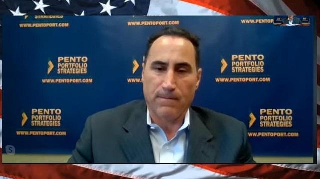 """Michael Pento: """"Je vous avais parlé d"""