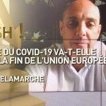 Olivier Delamarche Dans C'EST CASH: Covid-19: «Aujourd'hui, y a Même plus de Débat,… On sait tous que l'Union Européenne est MORTE !»