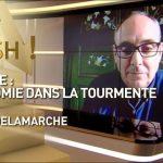 """Olivier Delamarche – COVID-19: """"On va être dans une récession MONUMENTALE ! Ce sera HORS NORME et ça va être un CAUCHEMAR !!"""