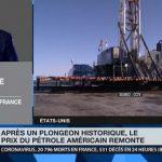 Olivier Delamarche: «Je pense que ce lundi noir sur le marché du Pétrole va faire des pertes gigantesques chez les courtiers, chez les banquiers, et on le saura que dans quelques mois !»