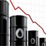 Vincent Lequertier: «Le pétrole WTI reprend son cours fortement baissier … -14.4% ce matin après une baisse de déjà -24.6% hier … soit une baisse de -82% sur l'année !!! Au secours !»