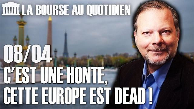 """Philippe Béchade – Séance du Mercredi 08 Avril 2020: """"C"""