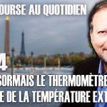 Philippe Béchade – Séance du Mardi 14 Avril 2020: «C'est désormais le thermomètre qui décide de la température extérieure !»