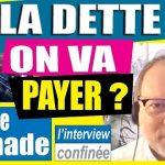 Alors Philippe Béchade ?!…. La DETTE ? Il suffit de Ne pas la payer, Non ?