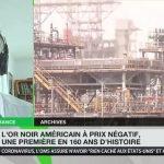 Pétrole: Le prix de l'or noir américain est passé en territoire négatif, une première depuis 160 ans: l'analyse de Philippe Béchade