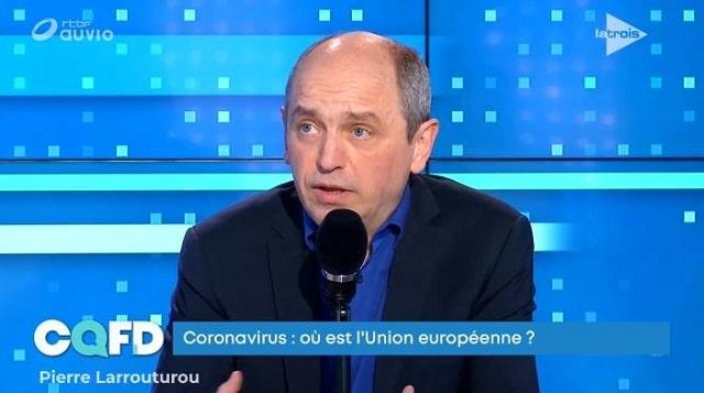 """Pierre Larrouturou: """"Sans réponse européenne, cette crise sera pire que la Grande Dépression de 1929 !"""""""