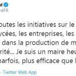 """Robert Ménard: Production de masques: """"Je suis un maire heureux. La France de la base est, parfois, plus efficace que l'Etat !"""""""