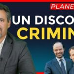 """Sébastien Laye: CRISE : """"Un Discours Criminel !"""""""