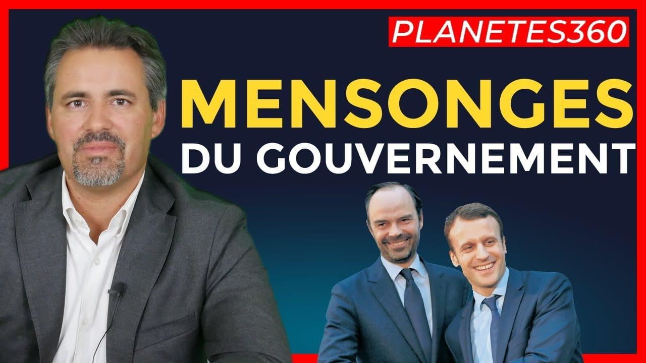 """Sébastien Laye: """"Le gouvernement français est complètement désemparé face à cette crise. Exigeons une enquête nationale !"""""""