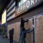 Une Vague de pillages frappe la ville de New York en plein confinement