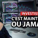 Est-ce le moment d'investir en Bourse (Actions, Indices, Pétrole, Bitcoin) ?… Thami Kabbaj vous donne son avis !