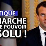 Macron: En Marche vers le pouvoir Absolu ?… Thami Kabbaj vous dit tout !