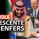 """Thami Kabbaj: """"Lundi noir sur le pétrole ! La Descente aux Enfers… Il ne vaut plus rien !! Là, ça devient TRÈS TRÈS GRAVE !!!"""""""