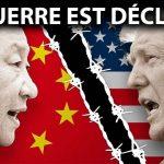 Donald Trump est-il en train de déclarer la Guerre à la Chine ?… Thami Kabbak vous donne son avis dans cette vidéo !
