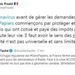 En pleine crise du Covid-19 et Outrée par les propos d'Aurélien Taché (LAREM),… Virginie Pradel sort littéralement de ses gonds !