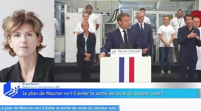 Le plan de Macron va-t-il éviter la sortie de route du secteur auto ?