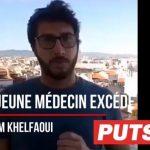 Karim Khelfaoui, Médecin: Covid-19 «Je suis médecin, pas flic ! On me demande de violer le secret médical !!»