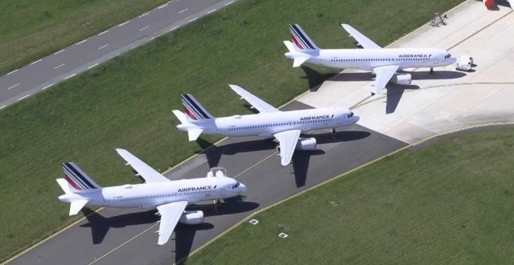 Aéronautique: la crise touche aussi les sous-traitants