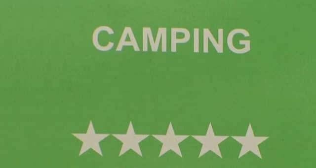 Des réservations timides dans les campings