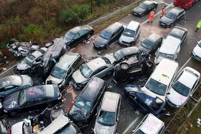 Europe: Les immatriculations de véhicules s