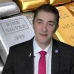 """Commandant Aubenas: """"Face à l'effondrement économique mondial qui arrive,… enrichissez vous avec l'Or et le Bitcoin !"""""""