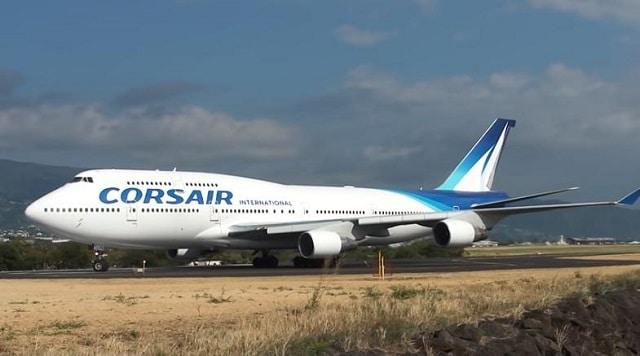 La compagnie aérienne Corsaire en Grand Danger