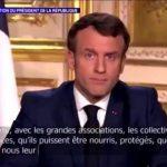 «Aucune entreprise, quelle que soit sa taille, ne sera livrée au risque de faillite», a assuré Emmanuel Macron… Oui, on se souviendra de ceux qui n'ont pas été à la hauteur !!