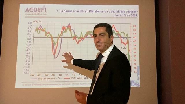 """Marc Touati: """"Voilà pourquoi le retour de la croissance n'est malheureusement pas pour demain..."""""""