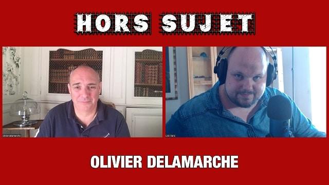 Olivier Delamarche: La Grande Interview !... La liquidation est proche mais ils entretiennent l