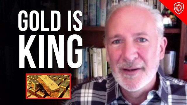 """Peter Schiff: """"L'or redeviendra la valeur étalon !... Seules les personnes qui en posséderont, s'en sortiront!"""""""