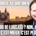 """Philippe Béchade – Séance du Lundi 11 Mai 2020: """"Du neuf ou de l'occase ? Non, achetez l'épave, c'est mieux, c'est plus cher !"""""""