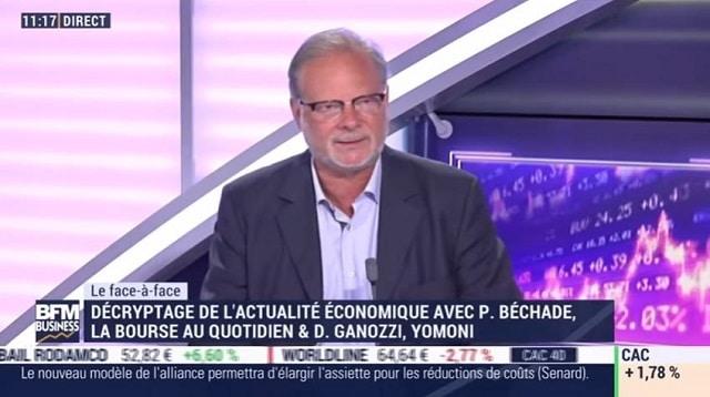 """Philippe Béchade: """"Pour l"""