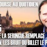 """Philippe Béchade – Séance du 27/05/20: """"La vue de la seringue remplace le vaccin, le bruit du billet remplace le paiement"""""""