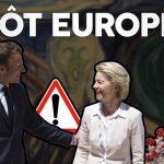 Florian Philippot: «A y est ! Ils profitent du coronavirus pour imposer L'IMPÔT EUROPÉEN !… Préfiguration de l'Etat européen !»