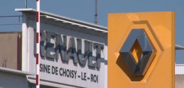 Renault: plusieurs usines menacées de fermeture