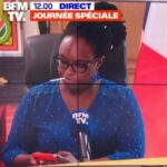 En Direct,… Sibeth Ndiaye Clope au Bec sur BFM !