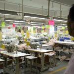 Inde: le marché du textile à l'arrêt