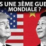 Chine vs États-Unis: Vers une troisième guerre mondiale ?… Thami Kabbaj vous donne quelques éléments de réponse dans cette vidéo.