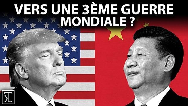 Chine vs États-Unis: Vers une troisième guerre mondiale ?... Thami Kabbaj vous donne quelques éléments de réponse dans cette vidéo.