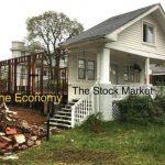 Tout comme en 1929,… L'économie était en pente descendante mais la bourse explosait constamment des records… Un peu comme aujourd'hui non ?