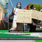 """Christophe Prudhomme, médecin urgentiste: """"Nous voulons au minimum 10 milliards tout de suite, autrement, le 14 juillet, nous serons très nombreux à ne pas vouloir aller à la sauterie du président !"""""""