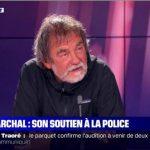 Olivier Marchal: «Tous ces artistes qui chient sur les flics, je n'ai pas envie de les défendre !»