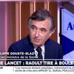 Philippe Douste-Blazy: «Je suis extrêmement en colère: comment peut-on arriver à faire des Fake News dans des journaux comme ceux-là ?»