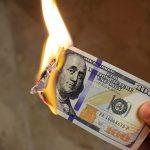 L'imminente chute du dollar